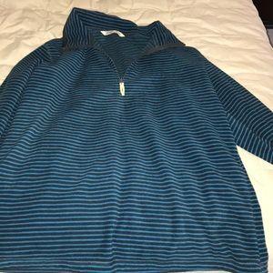 Women's half zip fleece